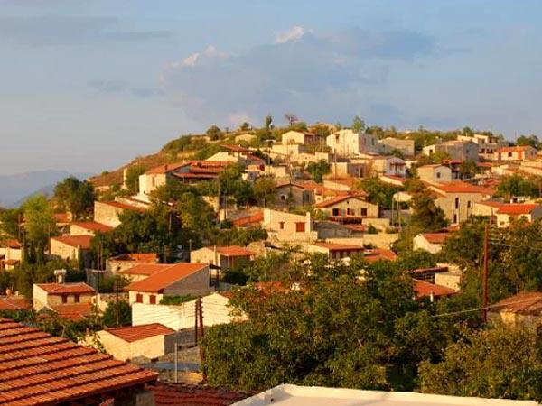 Loufo Village , Cyprus