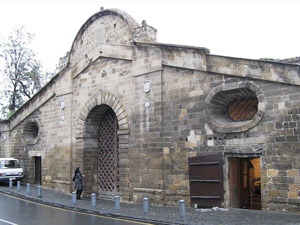 Famagusta Gate, Cyprus