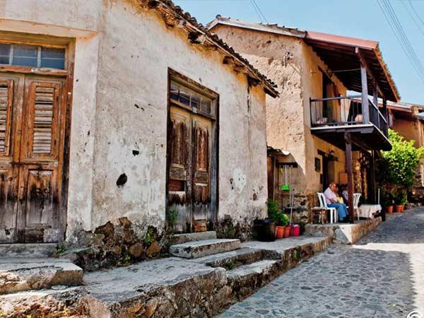 Old Kakopetria, Cyprus