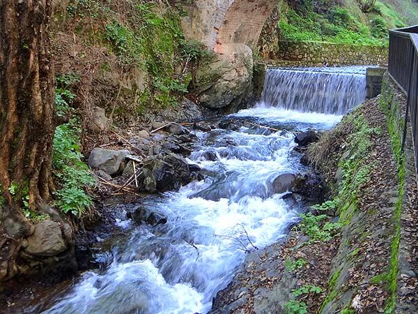 River Clarios, Cyprus