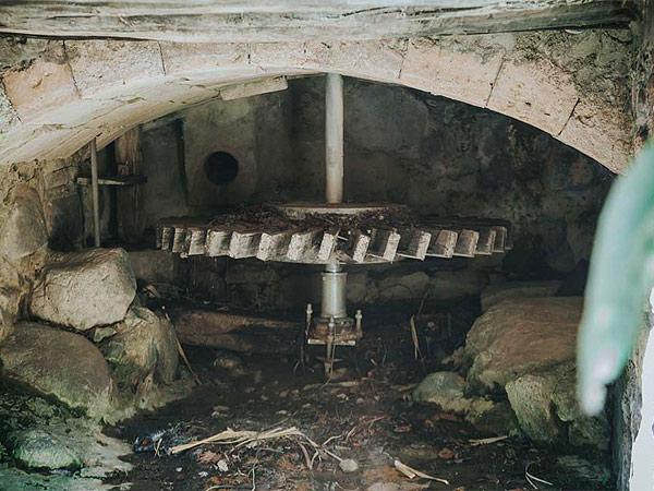 Watermills, Cyprus