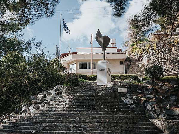 Heroes' Monument, Cyprus