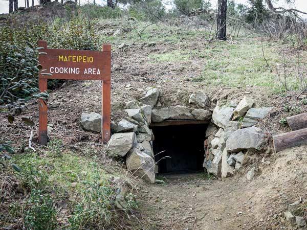 EOKA Hideouts, Cyprus
