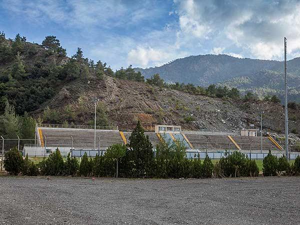 Community Stadium, Cyprus