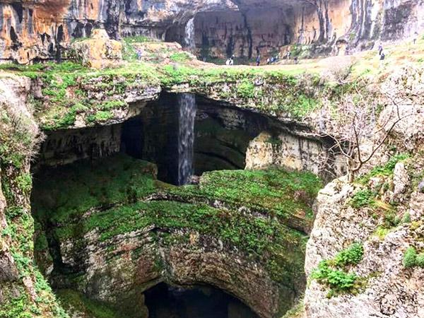 Baatara Waterfall, Lebanon