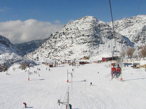Laklouk Ski Resort, Lebanon