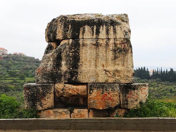Tomb Of Hiram: Qabr Hiram, Lebanon