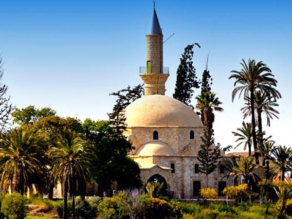 Hala Sultan Tekke Mosque, Cyprus