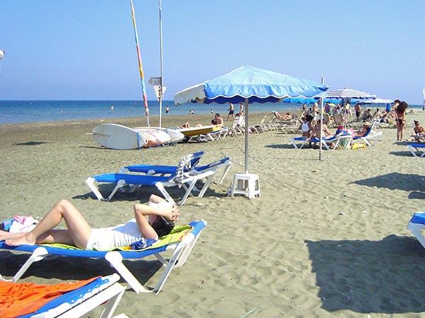 Faros Beach, Cyprus