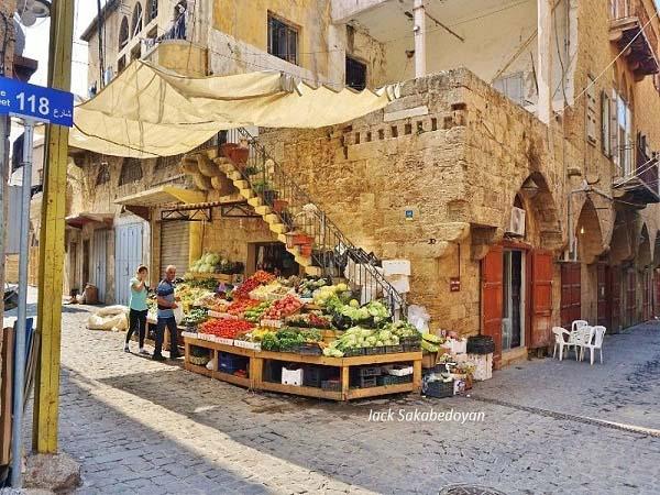 Batroun Old Souk , Lebanon