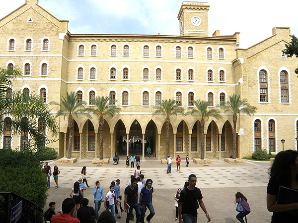 American University of Beirut - AUB, Lebanon