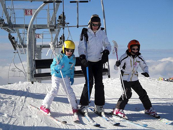 Mzaar Ski Resort, Lebanon