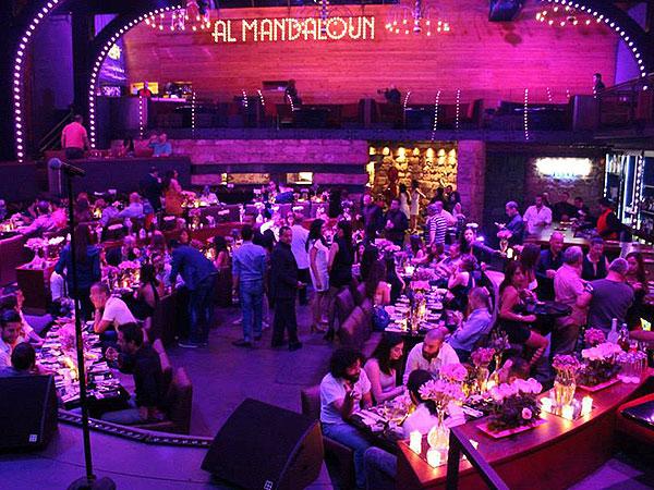 Al Mandaloun Club, Lebanon