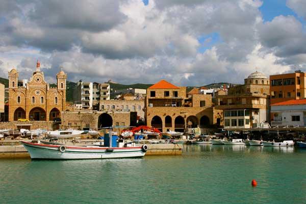 Batroun Town, Lebanon
