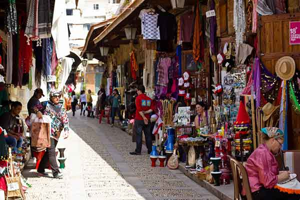 Byblos Old Souk, Lebanon
