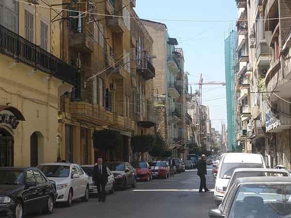 Gemmayze, Lebanon