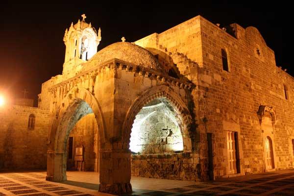 St John The Baptist Church , Lebanon