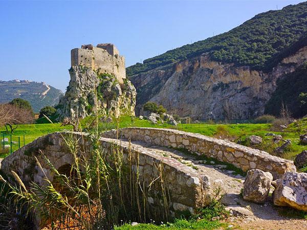 Mseylha Fort , Lebanon