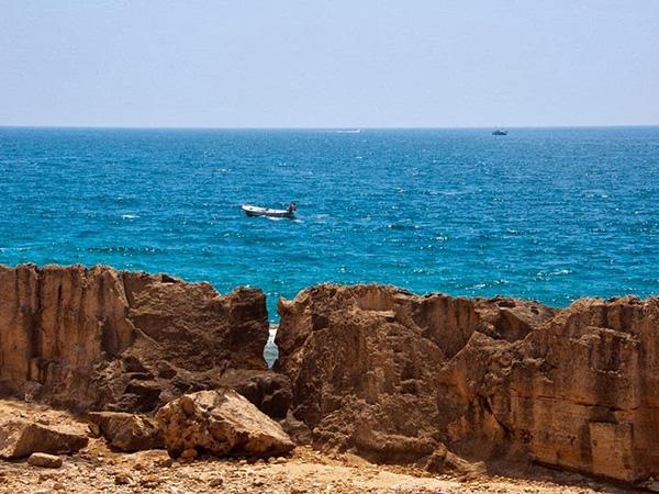 Phoenician Wall, Lebanon