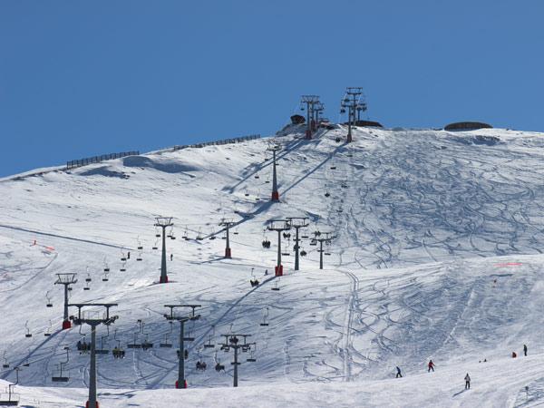 Zaarour Ski Resort, Lebanon