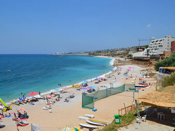 White Beach, Lebanon