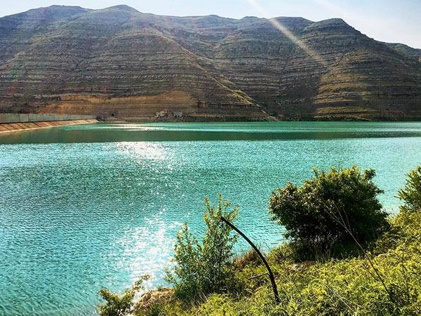 Chabrouh Dam, Lebanon